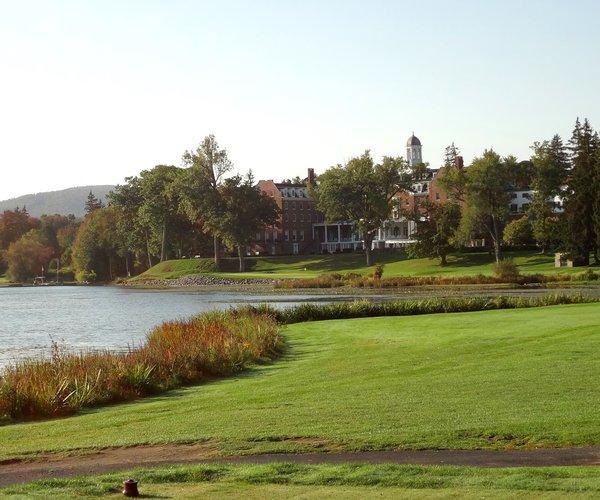 Photo of The Otesaga's Leatherstocking Golf Course