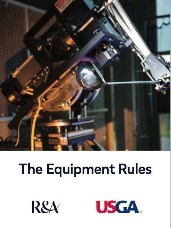 The Equipment Rules 2019
