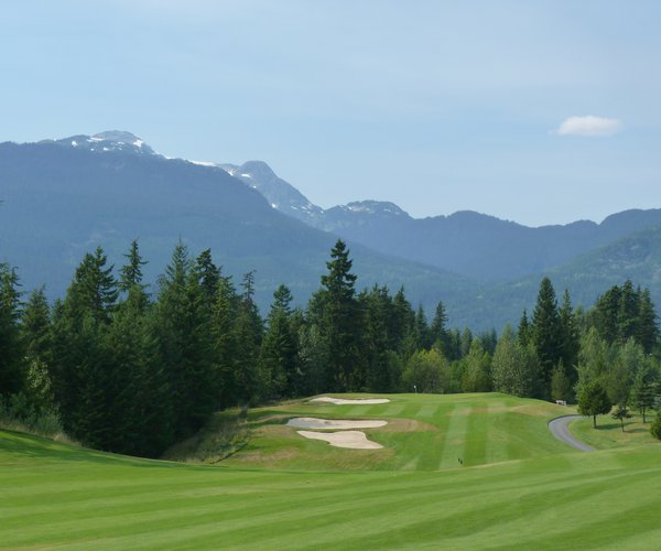 Photo of The Fairmont Chateau Whistler Golf Club