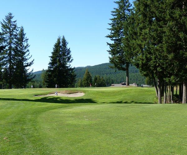 Photo of Gold Mountain Golf Club (Cascade course)