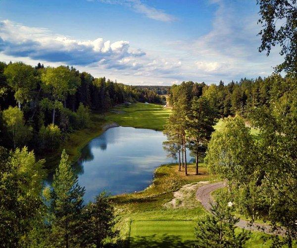 Photo of Österåkers Golfklubb (Västerled/West course)
