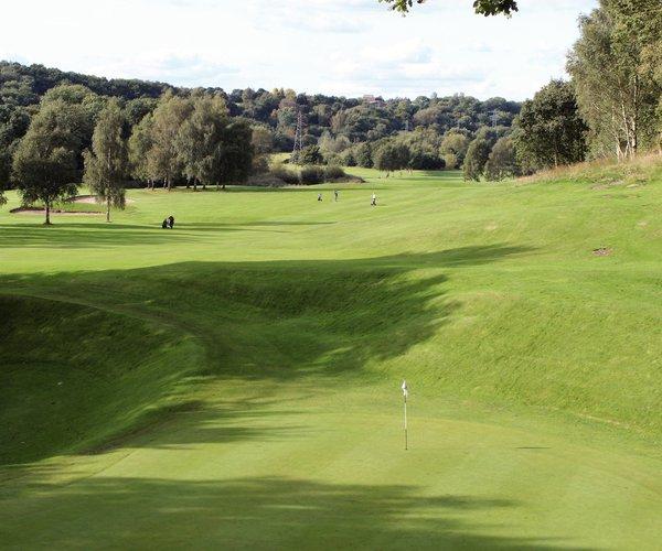 Photo of Reddish Vale Golf Club