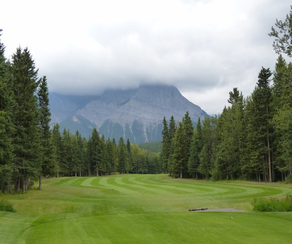 Photo of Canmore Golf & Curling Club