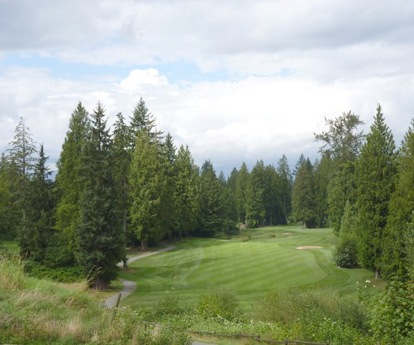 Photo of The Redwoods Golf Course