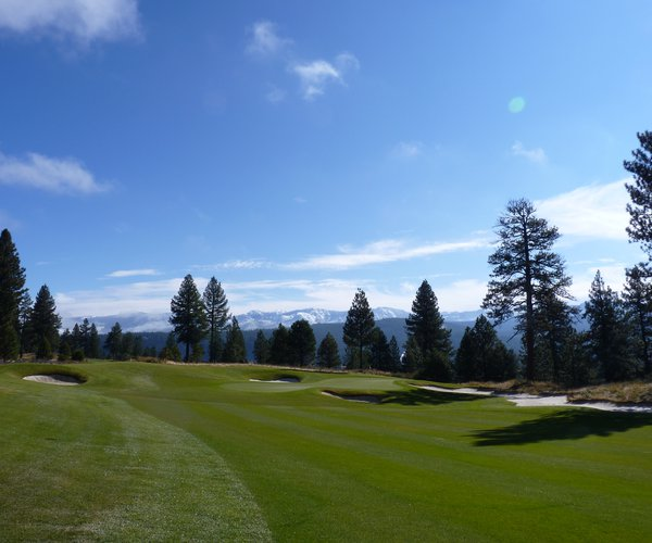 Photo of Old Greenwood Golf Course