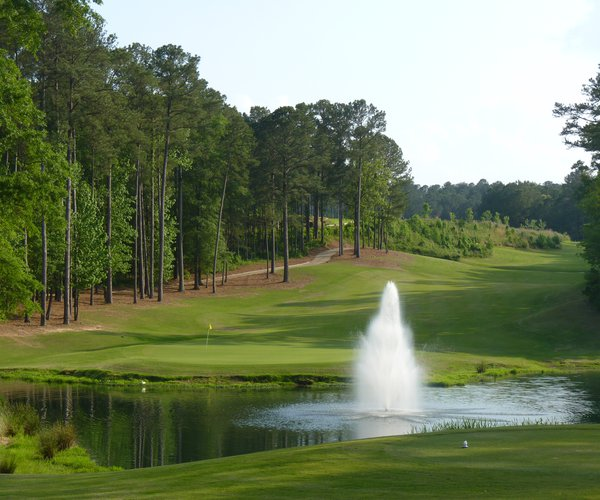 Photo of Dancing Rabbit Golf Club (The Oaks course)