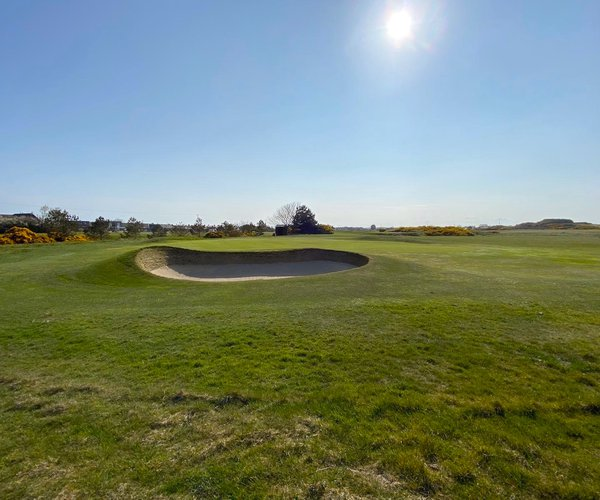 Photo of Kirkistown Castle Golf Club
