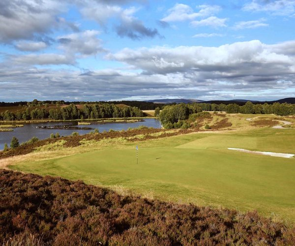 Photo of Spey Valley Golf Course