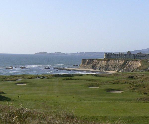 Photo of Half Moon Bay Golf Links (Ocean course)