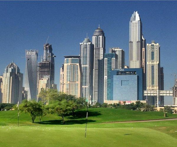 Photo of Emirates Golf Club (Majlis course)