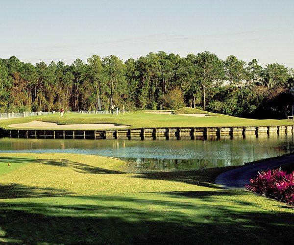 Photo of Disney's Lake Buena Vista Golf Course