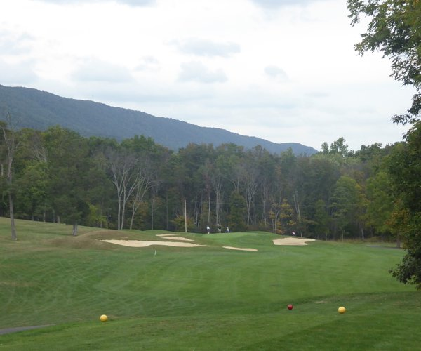 Photo of Cacapon Resort State Park Golf Course