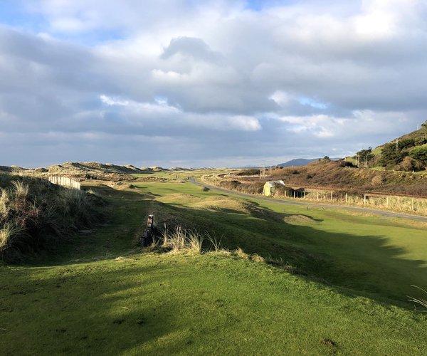 Photo of Aberdovey Golf Club