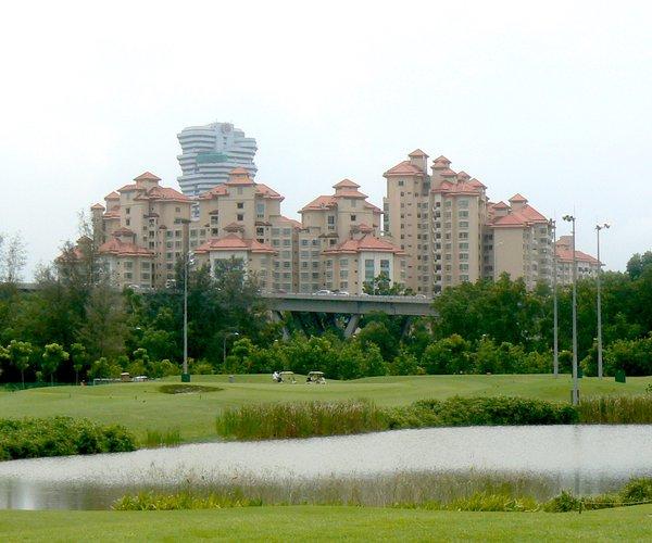Photo of Marina Bay Golf Course