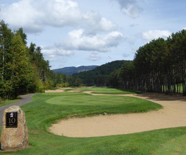 Photo of Mont Tremblant Resort (Le Diable course)