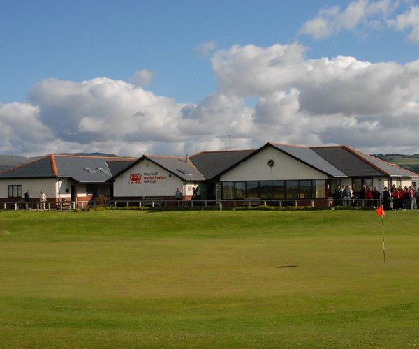 Photo of Borth & Ynyslas Golf Club