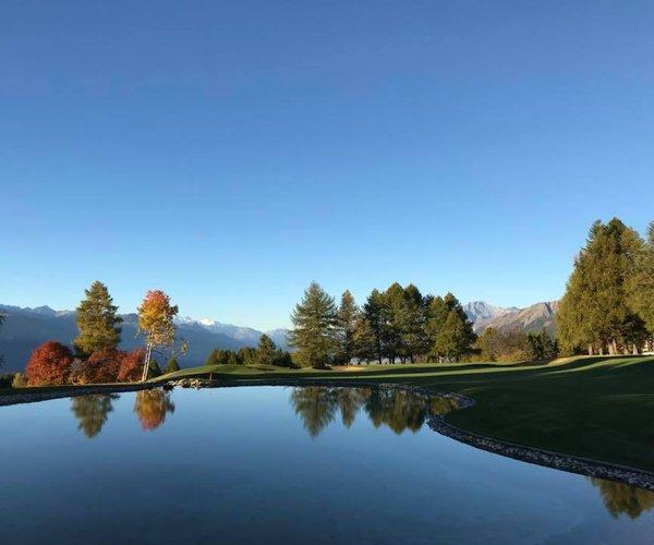 Photo of Golf Club Crans-sur-Sierre