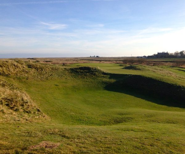 Photo of Goswick Golf Club