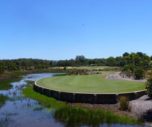 Photo of Kooindah Waters Golf Club