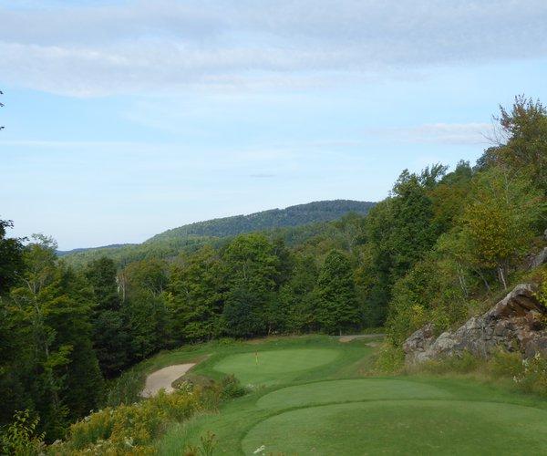 Photo of Mont Tremblant Resort (Le Maître course)
