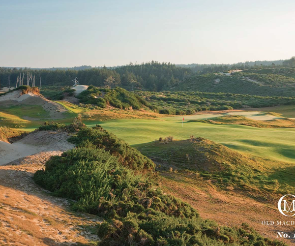 Photo of Bandon Dunes Golf Resort (Old Macdonald course)