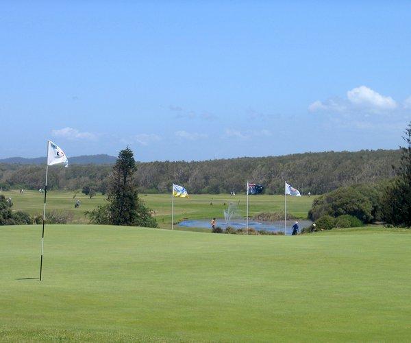 Photo of Belmont Golf Club - Lake Macquarie