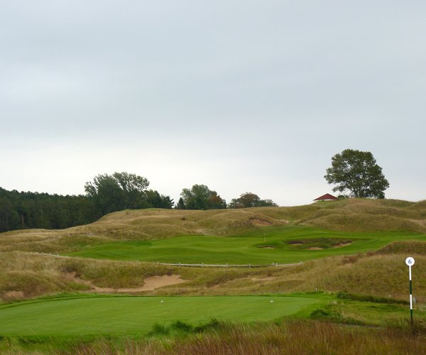 Photo of Arcadia Bluffs Golf Club