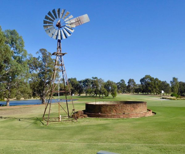 Photo of Trentham Golf Club