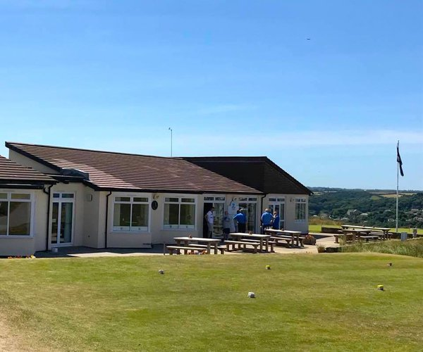 Photo of Perranporth Golf Club