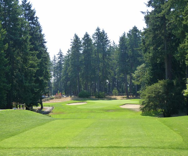 Photo of Lake Spanaway Golf Course