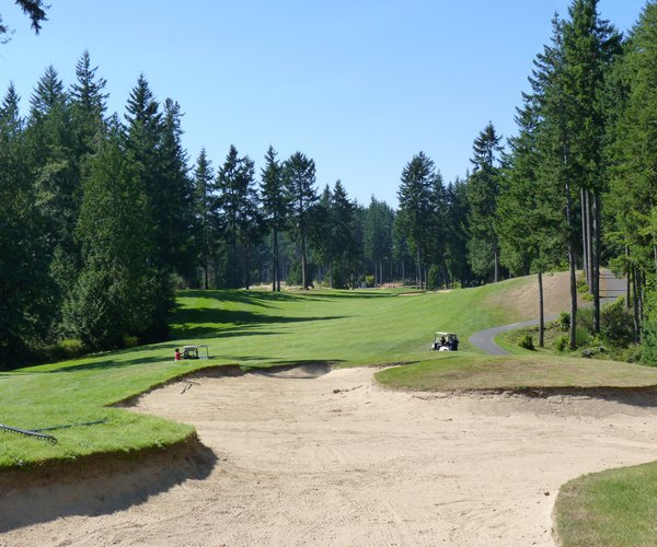 Photo of McCormick Woods Golf Course