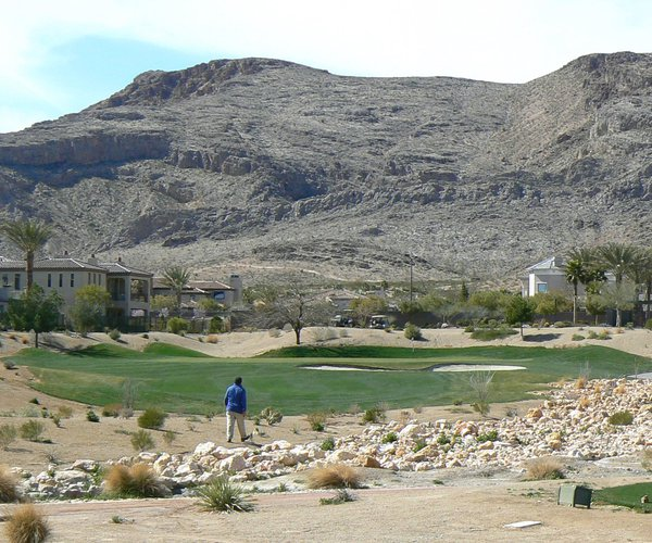 Photo of Arroyo Golf Club at Red Rock
