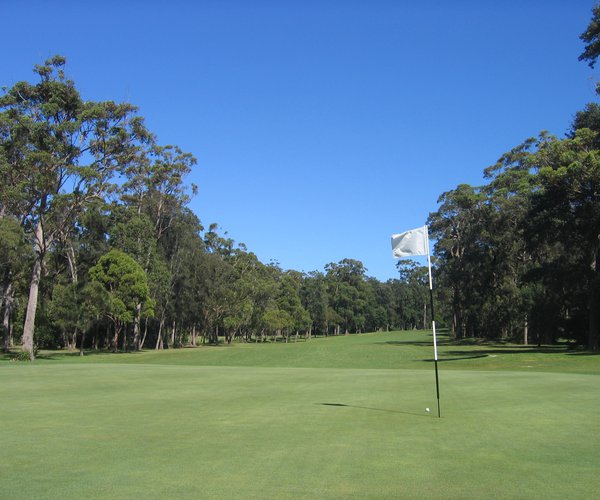 Photo of Mollymook Golf Club (Hilltop course)