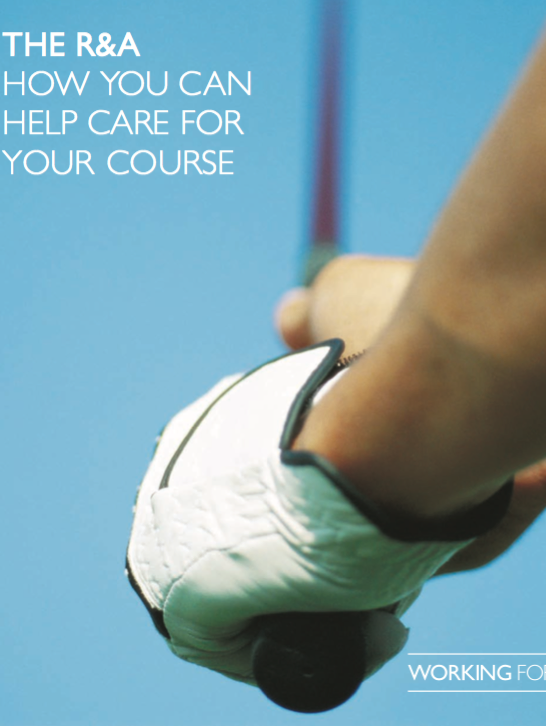 How you can help care for your course