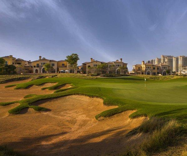 Photo of Jumeirah Golf Estates (Fire course)