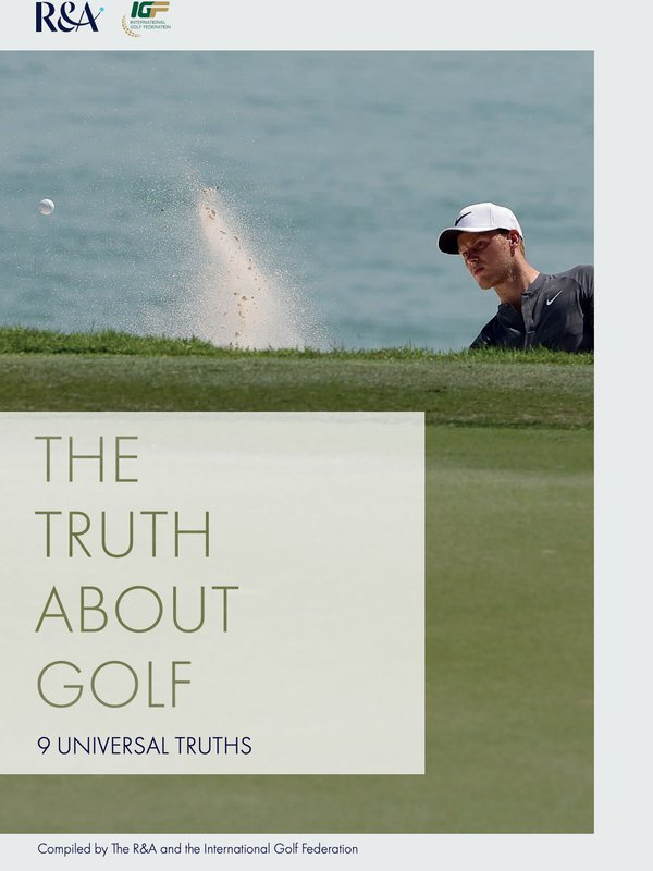 The Truth about Golf.