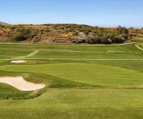 Photo of Holyhead Golf Club