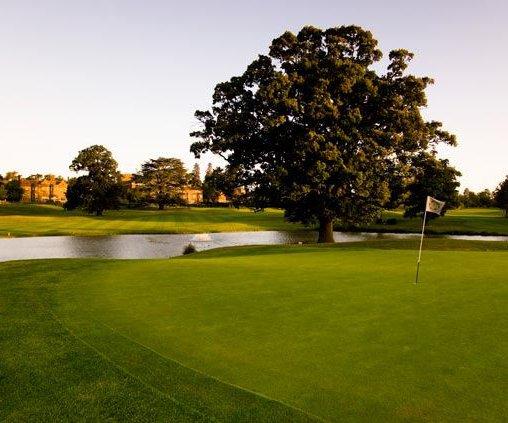 Photo of Hanbury Manor, Marriott Hotel & Country Club