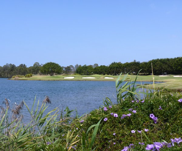 Photo of Links Hope Island