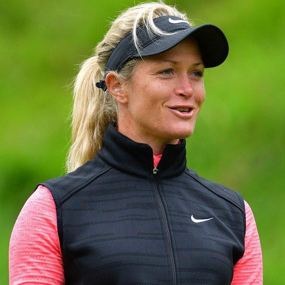 Photo of Suzann Pettersen