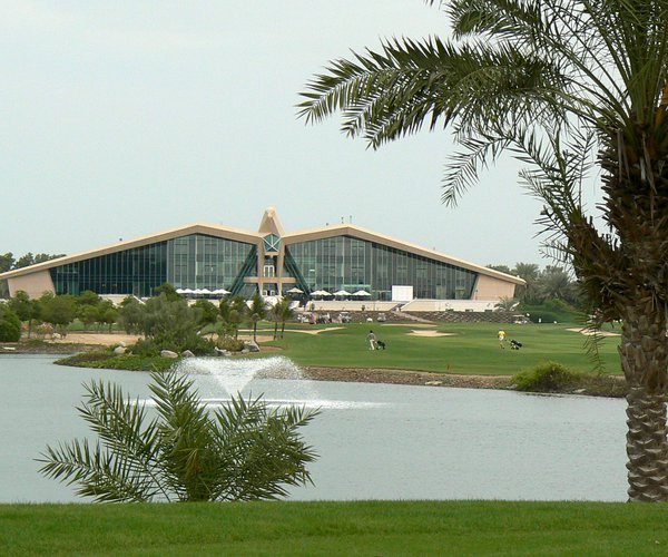 Photo of Abu Dhabi Golf Club