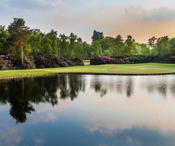 Photo of Queenwood Golf Club