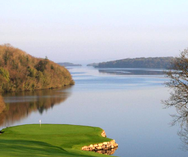 Photo of Lough Erne Resort (Faldo course)