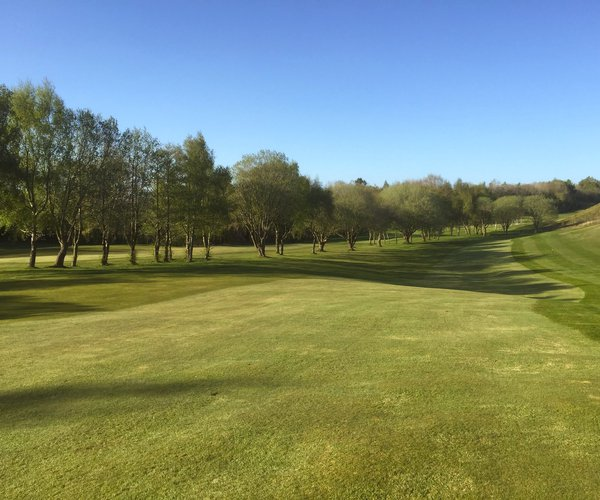 Photo of Llanymynech Golf Club