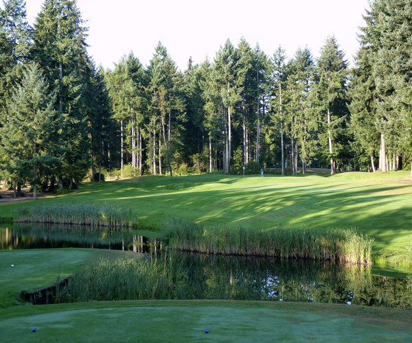 Photo of The Golf Club at Hawks Prairie (Woodlands course)