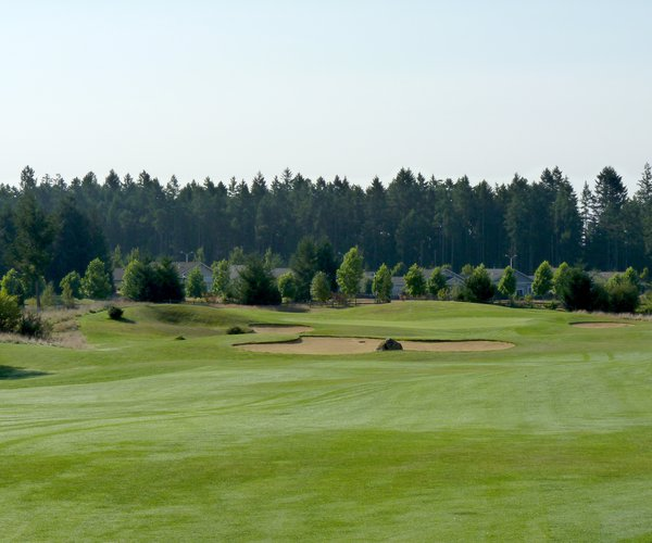 Photo of The Golf Club at Hawks Prairie (Links course)