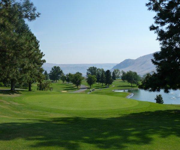 Photo of Lake Chelan Golf Course