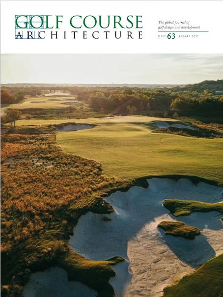 Golf Course Architecture Jan 2021