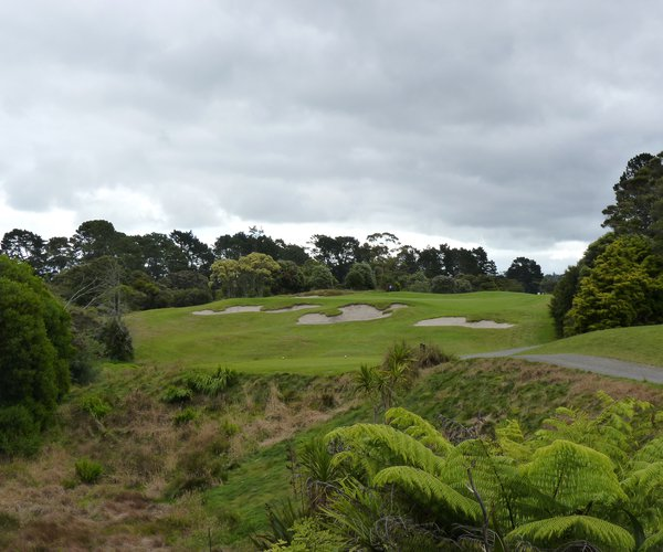 Photo of Titirangi Golf Club