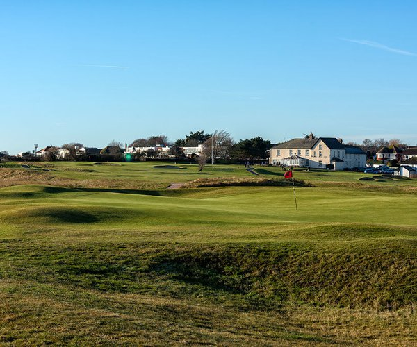 Photo of Felixstowe Ferry Golf Club (Martello course)